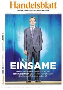 Handelsblatt - 25. November 2016