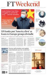 Financial Times USA - April 25, 2020
