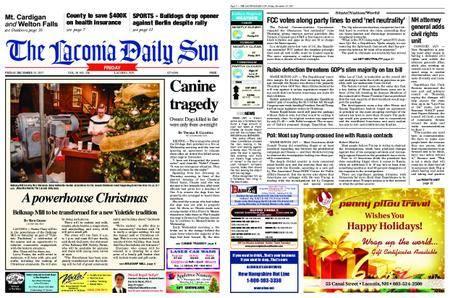 The Laconia Daily Sun – December 15, 2017