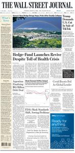 The Wall Street Journal – 04 August 2020