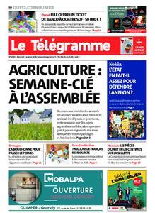 Le Télégramme Ouest Cornouaille – 07 octobre 2020