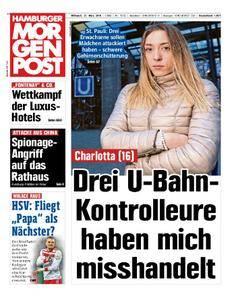 Hamburger Morgenpost - 21. März 2018
