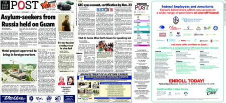 The Guam Daily Post – November 14, 2018