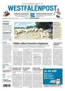 Westfalenpost Wetter - 31. Mai 2018
