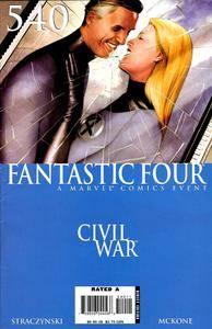 Fantastic Four 540