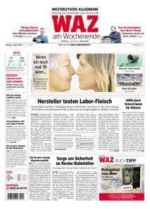 WAZ Westdeutsche Allgemeine Zeitung Oberhausen-Sterkrade - 06. Januar 2018