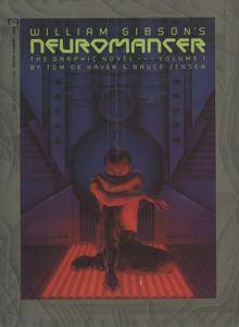 Marvel Graphic Novel 52 - Neuromancer 1989