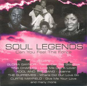 VA - Soul Legends - Can You Feel The Force (2004)