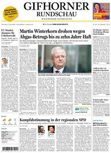 Gifhorner Rundschau - Wolfsburger Nachrichten - 16. April 2019
