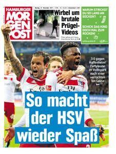 Hamburger Morgenpost - 27. November 2017