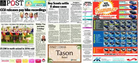 The Guam Daily Post – May 30, 2019