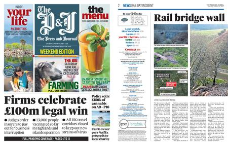 The Press and Journal Inverness – January 16, 2021