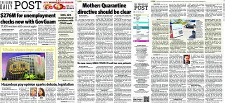 The Guam Daily Post – May 17, 2020