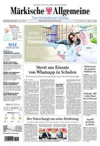Neue Oranienburger Zeitung - 19. April 2018