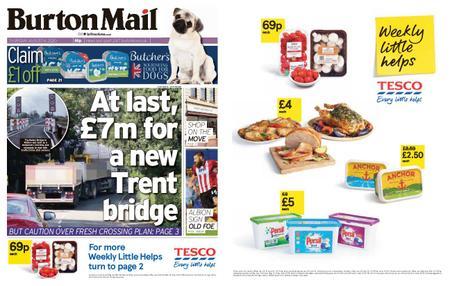 Burton Mail – August 06, 2020
