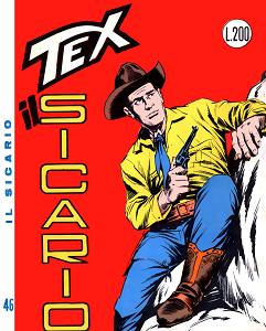 Tex - Volume 46 - Il Sicario (Araldo)