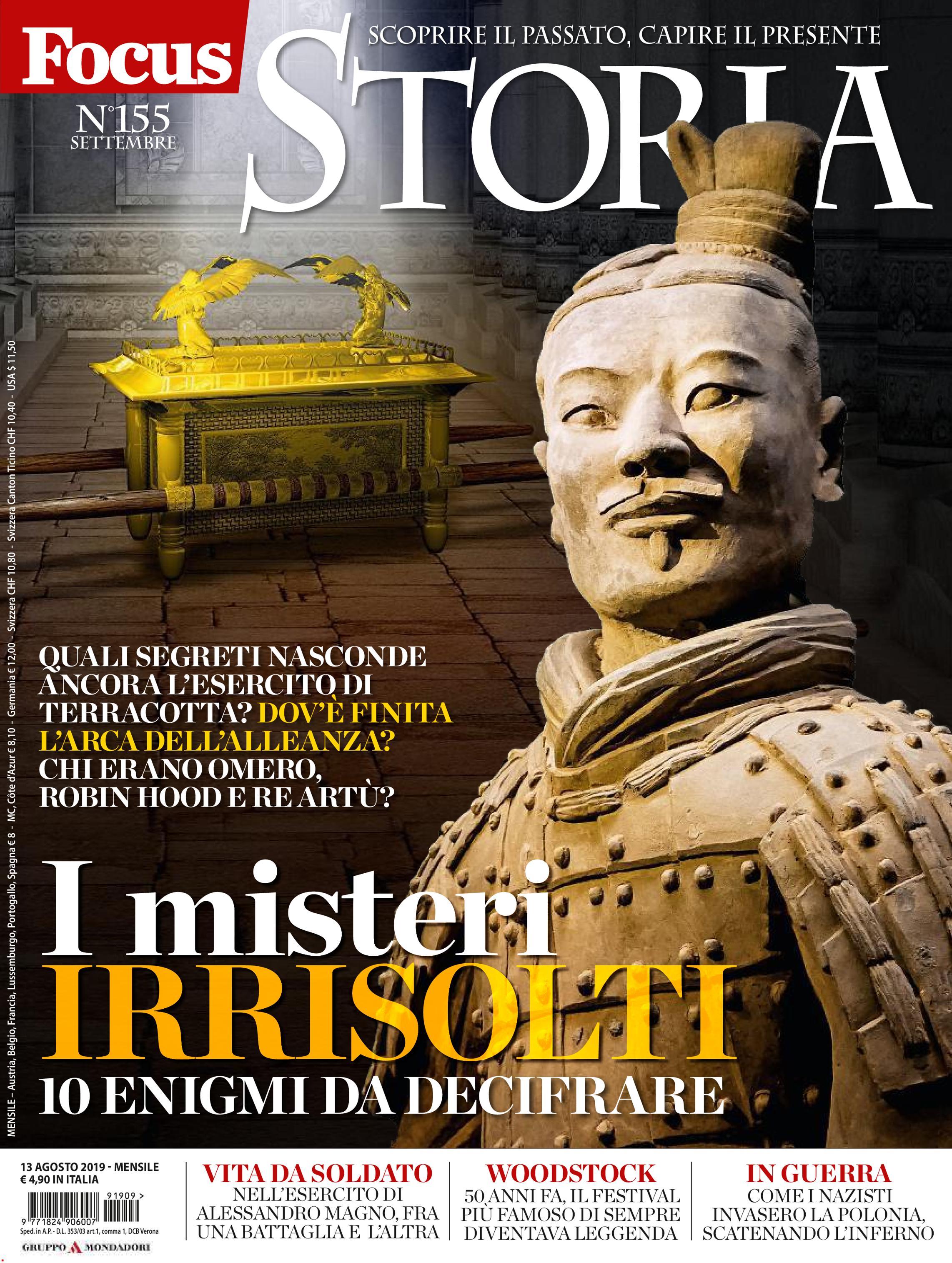 Focus Storia - Settembre 2019