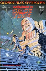 Neil & Buzz in Space and Time 01 (1989) (Fantagraphics) (c2c) (ComicsCastle