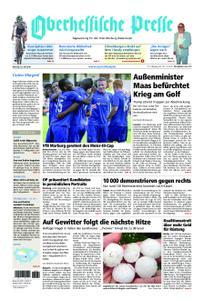 Oberhessische Presse Marburg/Ostkreis - 22. Juli 2019