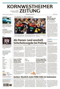 Kornwestheimer Zeitung - 22. Januar 2019