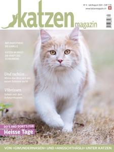 Katzen Magazin – Juli 2021