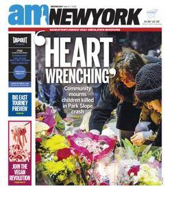 AM New York - March 07, 2018