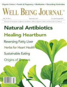 Well Being Journal - March-April 2019