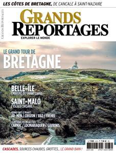 Grands Reportages - Août 2021
