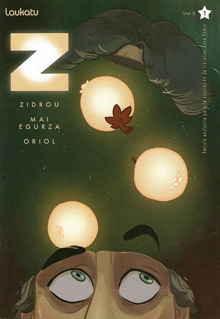 Revista - Z Zona Cómic - Vol. 3 núm. 1-12