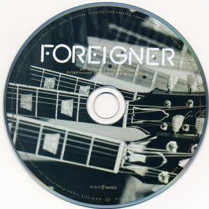 Foreigner - Foreigner With The 21st Century Symphony Orchestra & Chorus (Live) (2018)