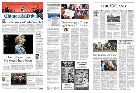 Chicago Tribune – July 22, 2019