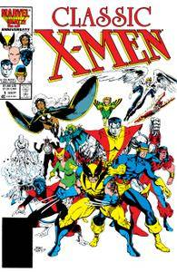 Classic X-Men 001 1986 Digital AnHeroGold-Empire