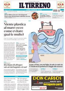 Il Tirreno Livorno - 15 Agosto 2019