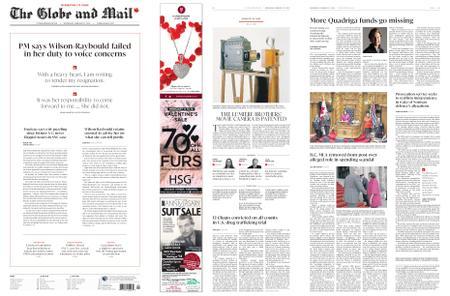 The Globe and Mail – February 13, 2019