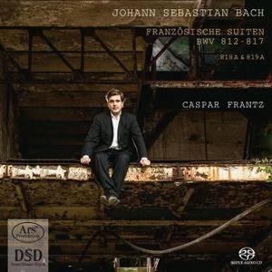 Caspar Frantz - J.S. Bach: Franzosische Suiten BWV 812-817 (2012) MCH PS3 ISO + Hi-Res FLAC