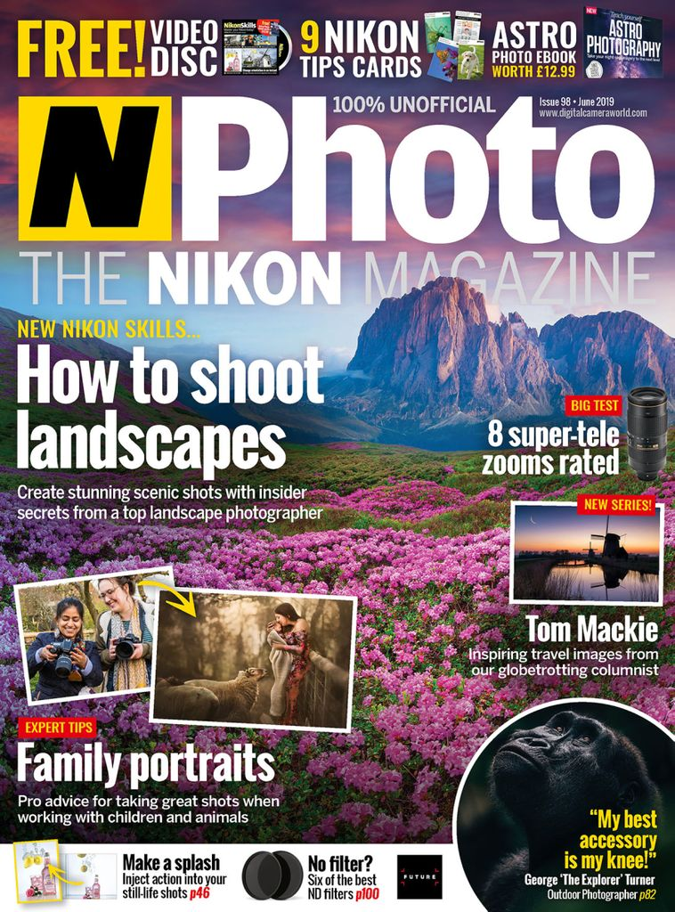 N-Photo UK - June 2019