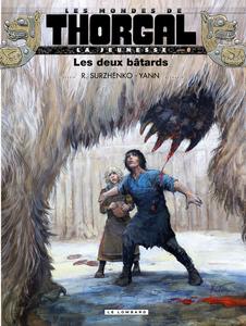 Les Mondes de Thorgal - La Jeunesse de Thorgal - Tome 8 - Les Deux Bâtards