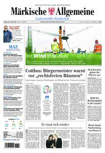 Märkische Allgemeine Luckenwalder Rundschau - 26. Januar 2018