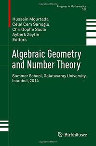 Algebraic Geometry and Number Theory: Summer School, Galatasaray University, Istanbul, 2014 (Progress in Mathematics)