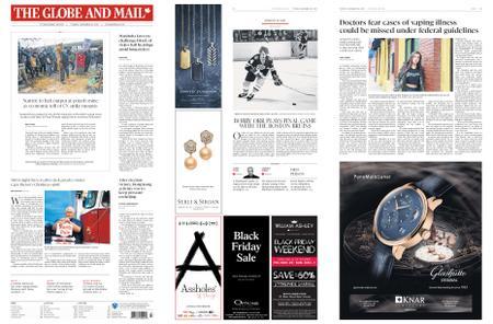 The Globe and Mail – November 26, 2019