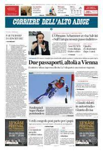 Corriere dell'Alto Adige - 8 Marzo 2018