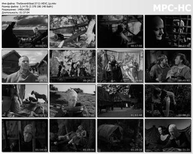 The Seventh Seal / Det sjunde inseglet (1957) [Criterion Collection]