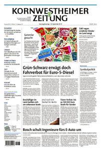 Kornwestheimer Zeitung - 07. September 2019