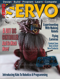 Servo Magazine - Issue 5 2019