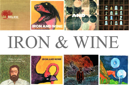 IRON & WINE - Albums & Singles Collection 2002-2015 (11CD) [Re-Up]