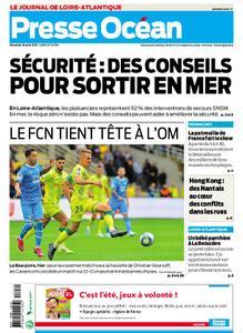 Presse Océan Nantes – 18 août 2019