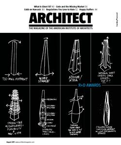 Architect Magazine - August 2011