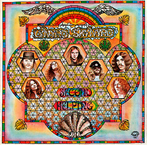 Lynyrd Skynyrd - Second Helping (1974) [Non-Remastered] RE-UP