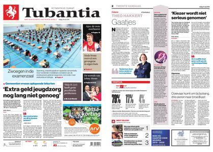 Tubantia - Enschede – 10 mei 2019