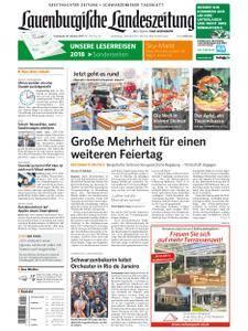 Lauenburgische Landeszeitung - 28. Oktober 2017